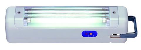 Изображение EL-886  Аварийный светильник с АКБ 2х8W