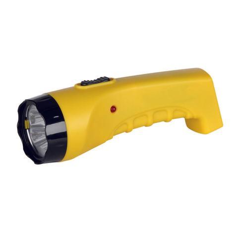Изображение 5000250 Светильник аккумуляторный переносной фонарь VT/4Р 4W желтый