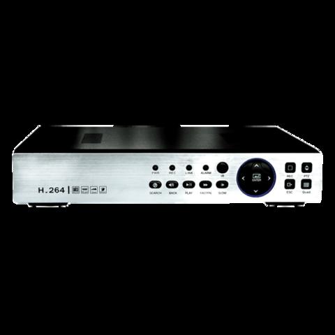 Изображение JSR-H0815 PRO mini 8-ми канальный в/регистратор (AHD 1080P/1080N/720P, CV BS 960 H IP 1080P)