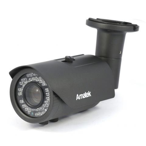 Изображение AC-HS204VS-уличная мультиформатная в/камера с ИК подсветкой